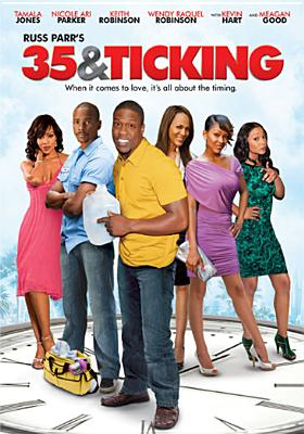 35 AND TICKING BY HART,KEVIN (DVD)