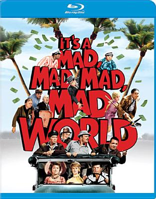 IT'S A MAD MAD MAD MAD WORLD BY TRACY,SPENCER (Blu-Ray)